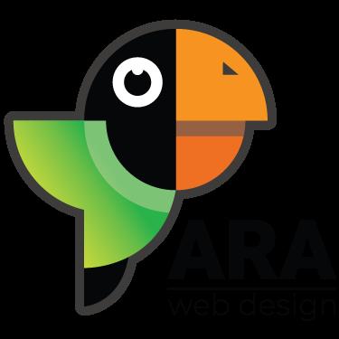 ARA web design