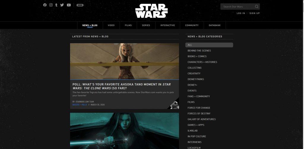 Čo je to WordPress Star Wars